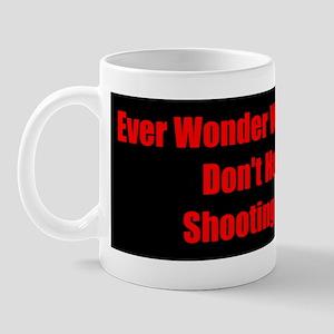 Guns & Massacres Mug