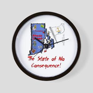 RI-Consequence! Wall Clock