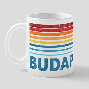 Palm Tree Budapest Mug