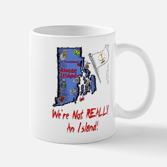 RI-Island! Mug