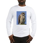 Red-shouldered Hawk Long Sleeve T-Shirt
