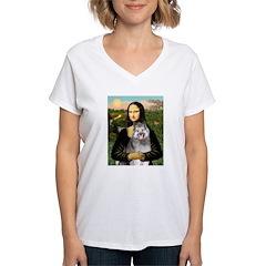 Mona's Keeshond (E) Shirt