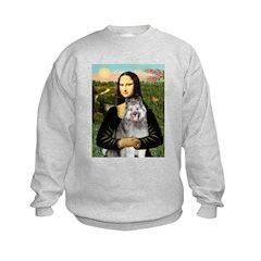 Mona's Keeshond (E) Sweatshirt