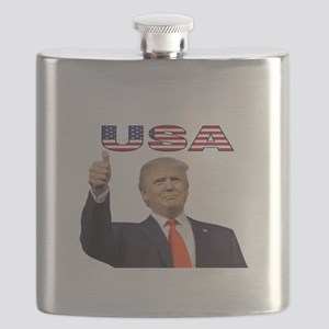 U.S.A. Flask