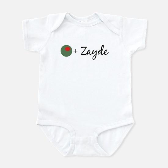 Olive Zayde Infant Bodysuit