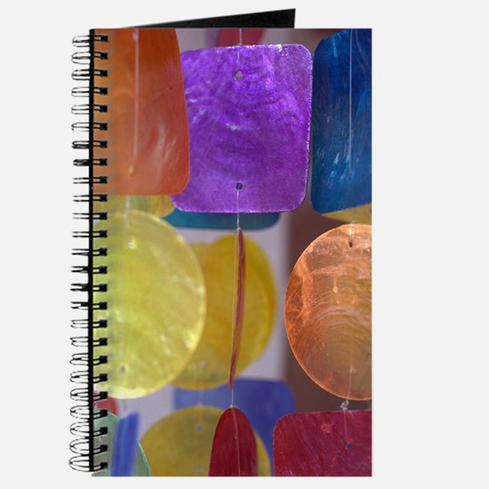 Colorful Windchime Journal