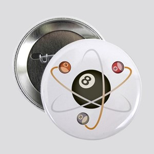 "Billiard Atom 2.25"" Button"