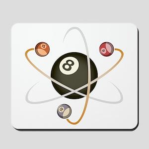 Billiard Atom Mousepad