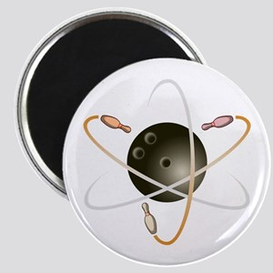 Bowling Atom Magnet