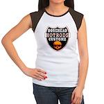 BHC HOTRODS Women's Cap Sleeve T-Shirt
