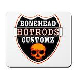 BHC HOTRODS Mousepad