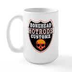 BHC HOTRODS Large Mug