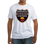 BHC HOTRODS Fitted T-Shirt