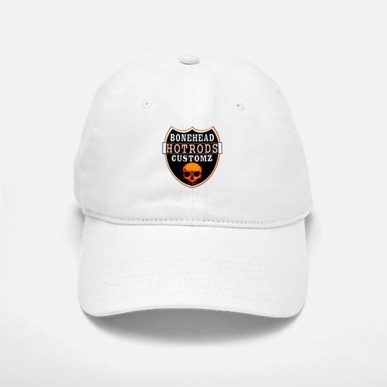 BHC HOTRODS Baseball Baseball Cap