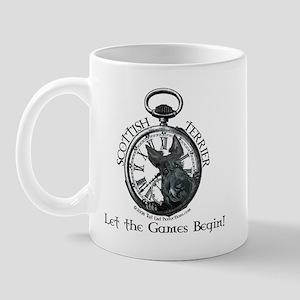 Scottish Terrier Game Time! Mug