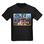 City of Auto Postcard T-Shirt