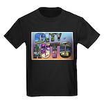 City of Auto Postcard T-Shirt