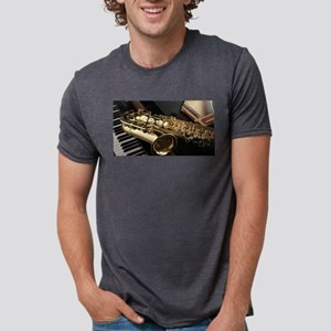 Saxophone And Piano T-Shirt