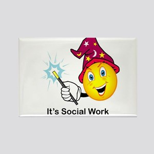 Social Work Magic Magnets