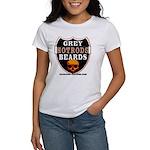 GREY BEARDs HOTRODS Women's T-Shirt