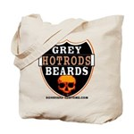 GREY BEARDs HOTRODS Tote Bag