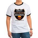 GREY BEARDs HOTRODS Ringer T