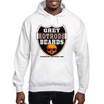 GREY BEARDs HOTRODS Hooded Sweatshirt