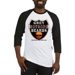 GREY BEARDs HOTRODS Baseball Jersey
