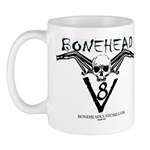 BONEHEAD V8 Mug