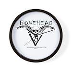 BONEHEAD V8 Wall Clock