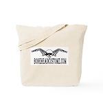 BONEHEAD HEADERS Tote Bag