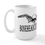 BONEHEAD HEADERS Large Mug