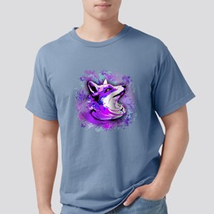 Purple Fox Spirit T-Shirt