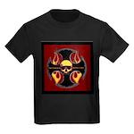 SPARE PARTS! Kids Dark T-Shirt