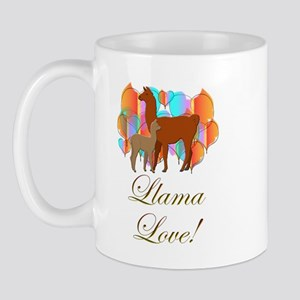 Llama Love! Mug