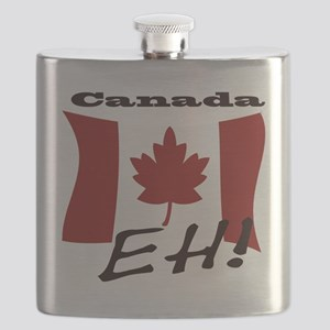 Canada EH Flask