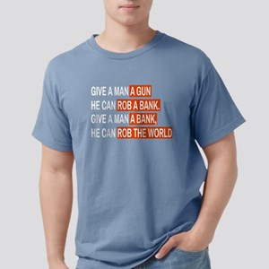 Banks Rob The World T-Shirt
