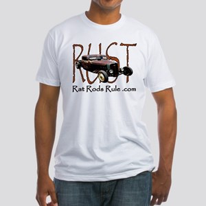 RUST Fitted T-Shirt