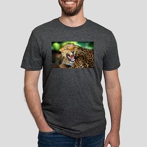 Growling Leopard T-Shirt