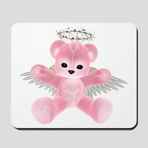 PINK ANGEL BEAR Mousepad