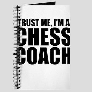Trust Me, I'm A Chess Coach Journal