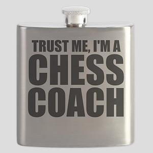 Trust Me, I'm A Chess Coach Flask