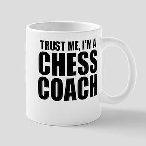 Trust Me, I'm A Chess Coach Mugs