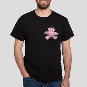 PINK ANGEL BEAR Dark T-Shirt