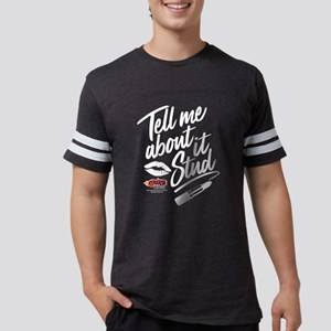 Grease Tell Me About It Stud Mens Football Shirt