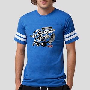 Grease Summer Lovin' Mens Football Shirt