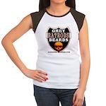 GREY BEARDS RATS Women's Cap Sleeve T-Shirt