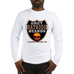 GREY BEARDS RATS Long Sleeve T-Shirt