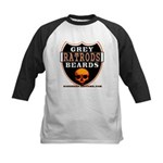 GREY BEARDS RATS Kids Baseball Jersey