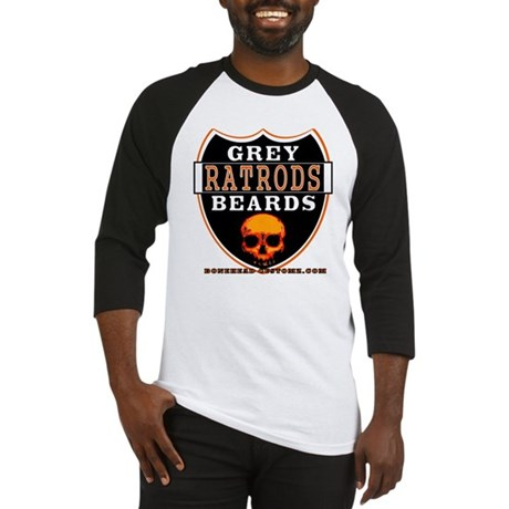 GREY BEARDS RATS Baseball Jersey